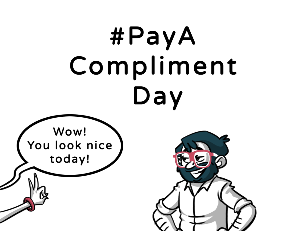 Pay A Compliment Day