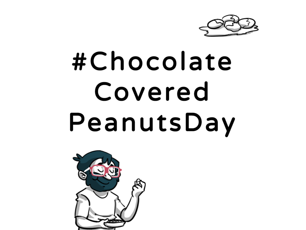 National Chocolate Covered Peanut Day