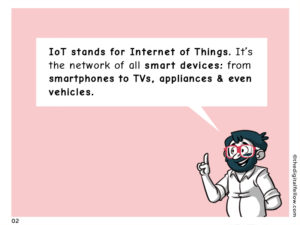 What is IOT? How does it help my business?