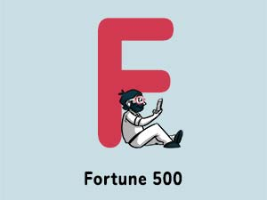 Fortune 500 Curated by thedigitalfellowacademy