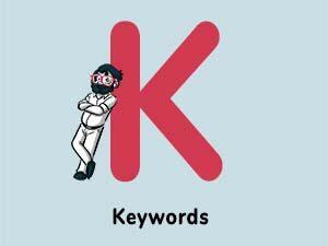 Keywords curated by thedigitalfellowacademy