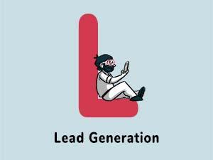 Lead Generation curated by hedigitalfellowacademy
