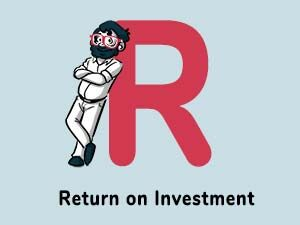 Return-on-Investment curated by thedigitalfellow