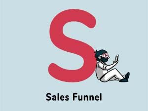 Sales-Funnel curated by thedigitalfellowacademy