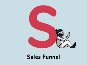 Sales Funnel curated by thedigitalfellowacademy