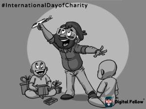 5th September InternationalDayOfCharity