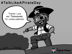 19th September TalkLikeA Pirate