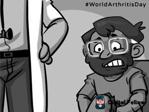 12th October WorldArthritisDay