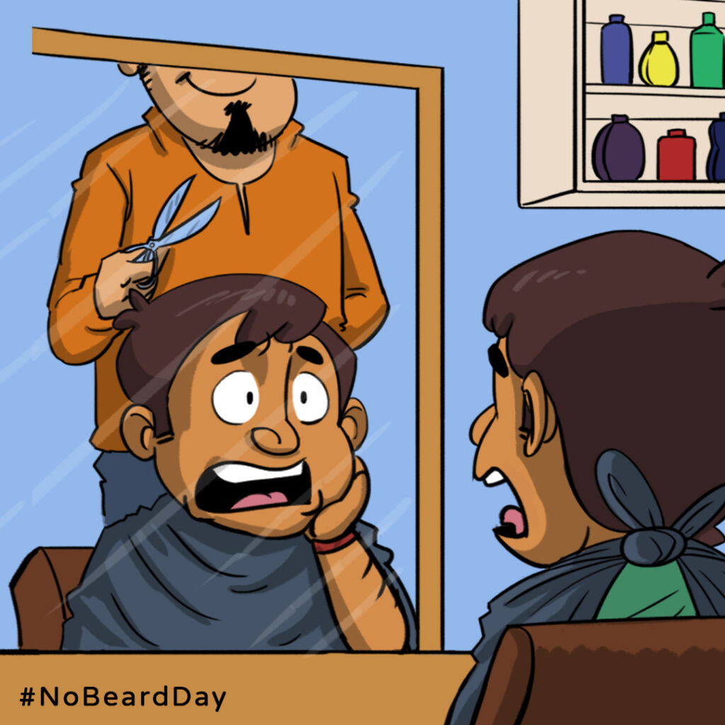 No Bear day is celebrated by Thedigitalfellow