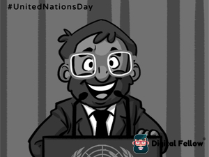 United Nations Day is celebrated by Thedigitalfellow