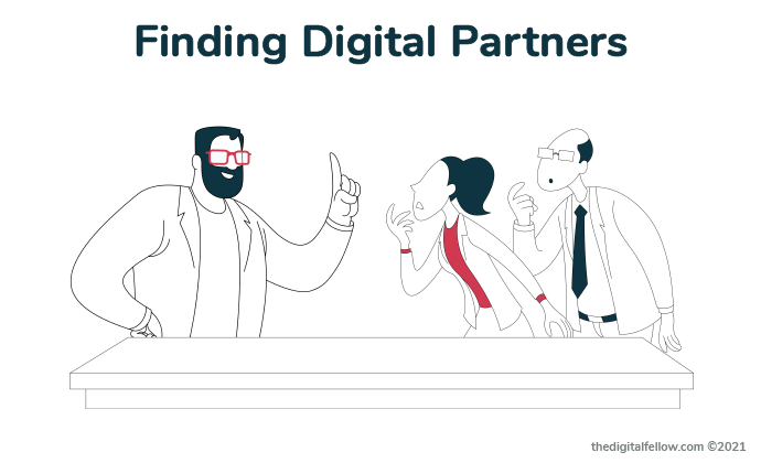Do You Have the Right Digital Partner?