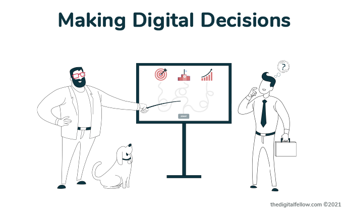 How Do You Make Digital Decisions for Your Business?
